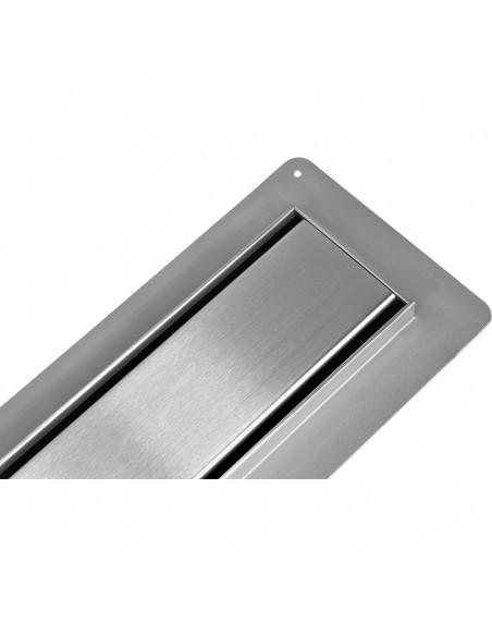 Duschrinne Wiper Premium 700 mm Ponente Komplett-Set