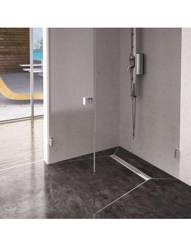 Duschrinne Wiper 1200 mm Premium Pure