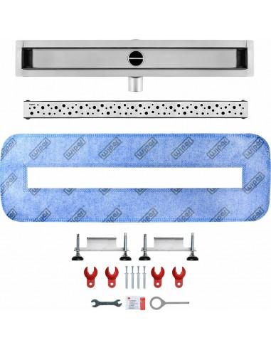 Duschrinne Wiper 1000 mm Premium Sirocco