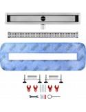 Duschrinne Wiper 700 mm Premium Sirocco