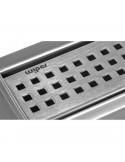 Duschrinne Wiper 800 mm Premium Sirocco