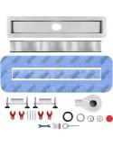 Duschrinne Wiper 600 mm Premium Mistral