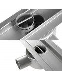 Duschrinne Wiper 1200 mm Elite Pure