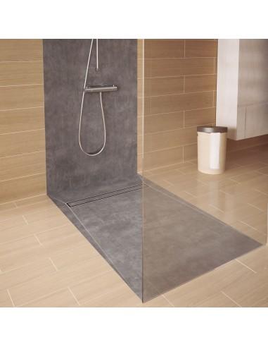 moderne edelstahlrost linienentw sserung 600 mm elite ponente modernedusche. Black Bedroom Furniture Sets. Home Design Ideas