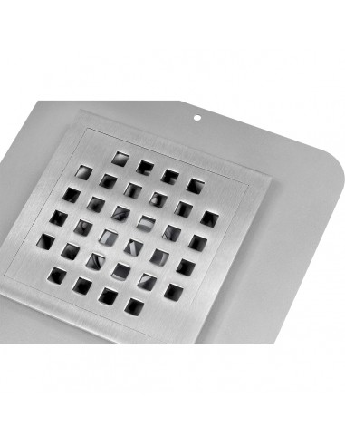 Duschablauf Wiper WP120 Premium Ponente