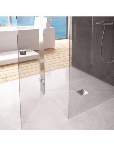 Duschablauf Wiper WP150 Premium Ponente