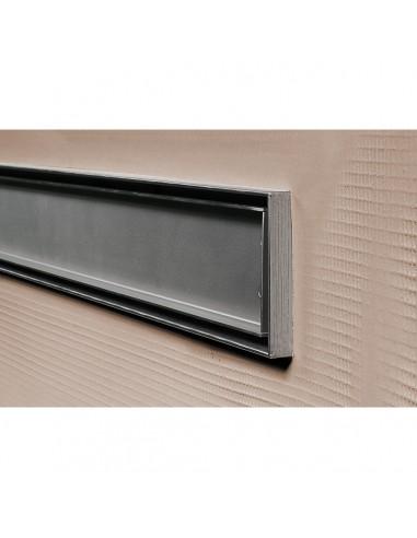 Duschelement Wiper 900 x 1700 mm Showerlay Linie Pure