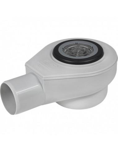 Duschelement Wiper 800 x 1500 mm Showerlay Linie Mistral