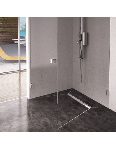 Duschrinne Wiper 1200 mm Invisible Slim