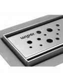 Duschelement Wiper 1200 x 1200 mm Showerlay Linie Pure