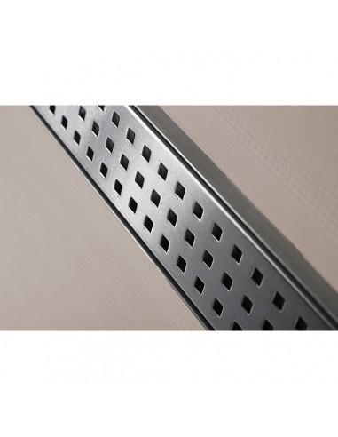 Duschelement Wiper 900 x 1700 mm Showerlay Linie Sirocco