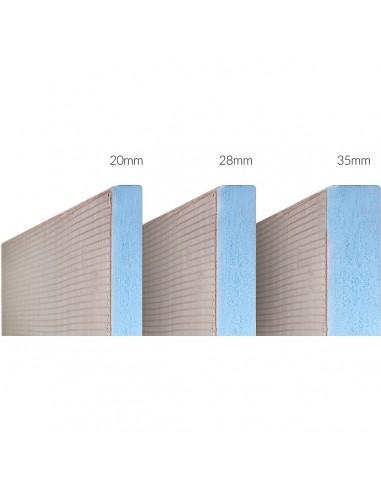 Duschelement Wiper 900 x 900 mm Showerlay Linie Pure