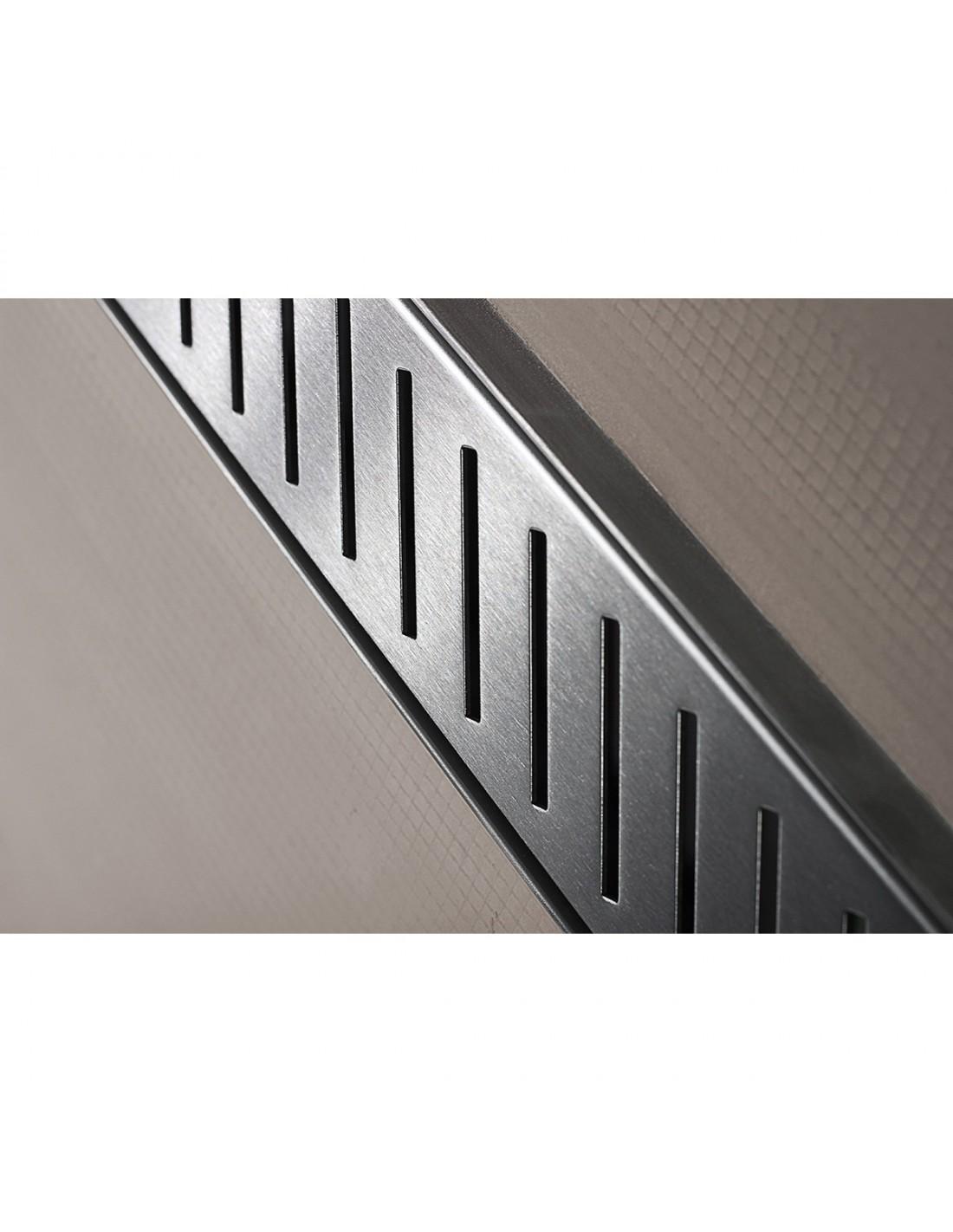 bodengleiche dusche platte wiper 900 x 900 mm linie tivano modernedusche. Black Bedroom Furniture Sets. Home Design Ideas
