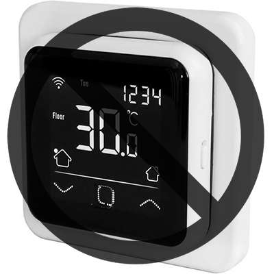 Digitales Thermostat